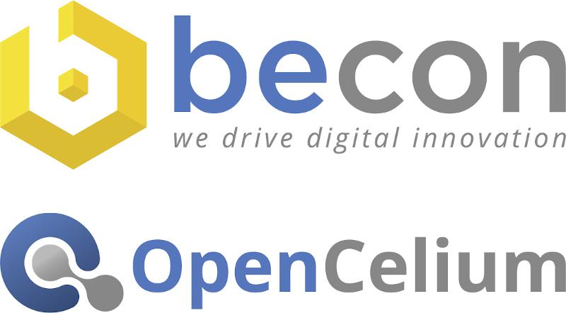 Logo von becon GmbH