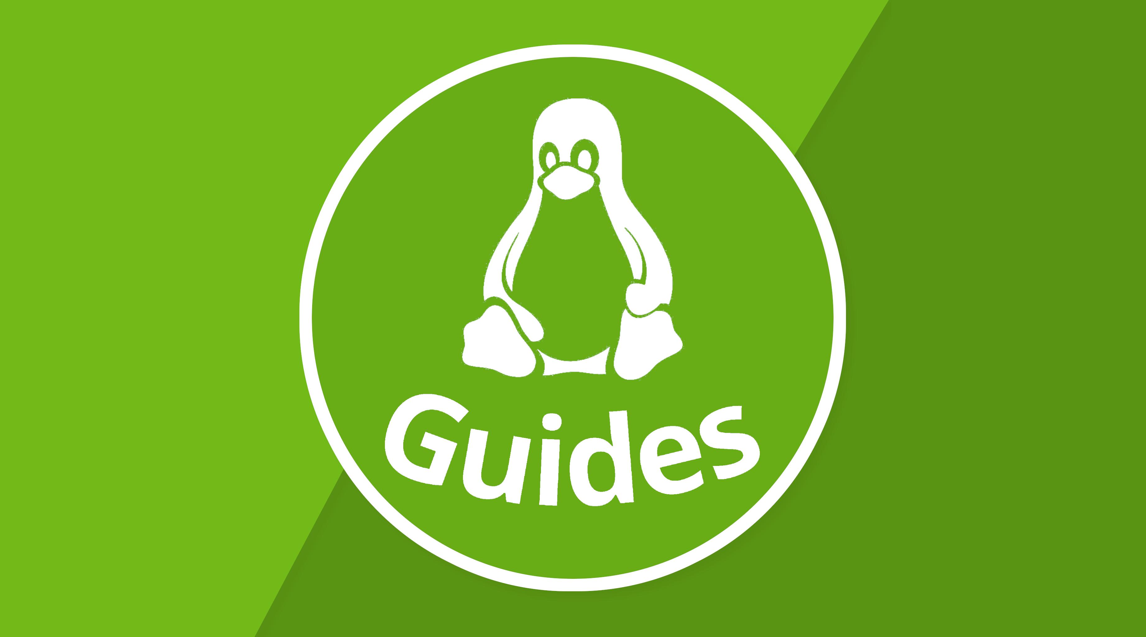 Logo von YouTube-Kanal Linux Guides